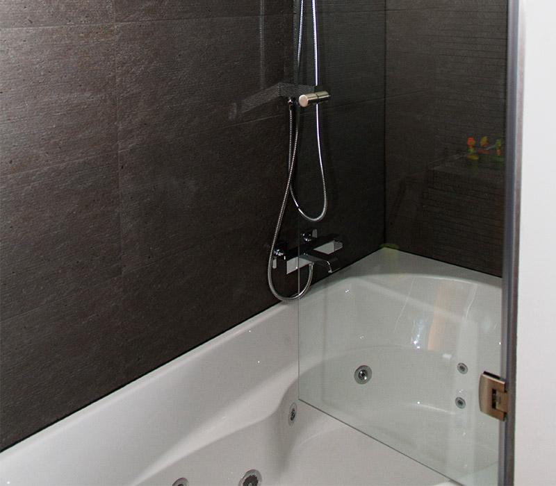 Zuhany paraván